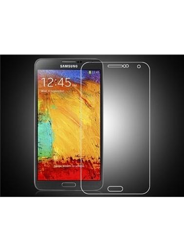 Qapak Samsung Note 3 0,26 MM  Cam Ekran Koruyucu Renkli